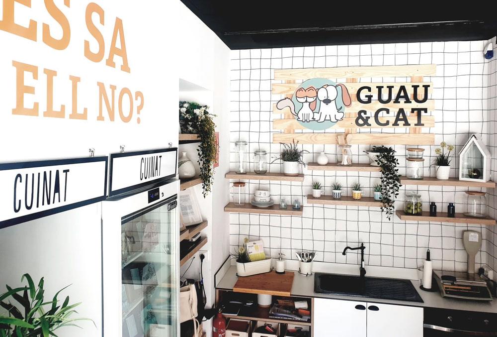 Guau&Cat alimentación natural perros