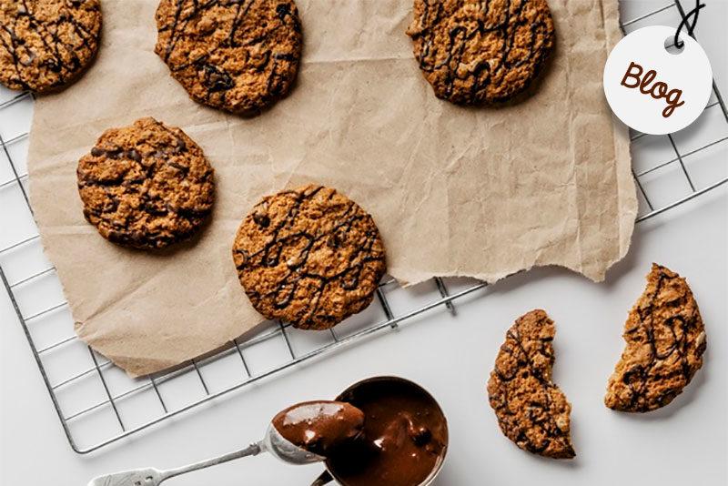 receta galletas cacahuetes perros