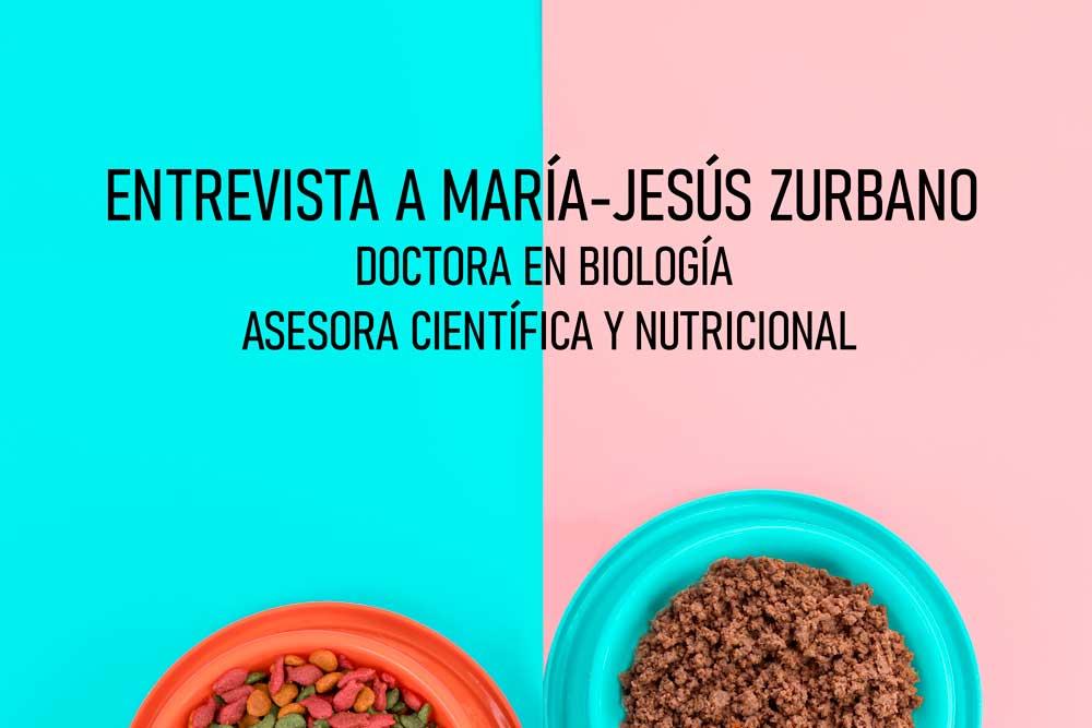 Entrevista María-Jesús Zurbano
